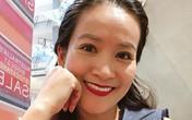 """Bà xã Bình Minh tích cực khoe nụ cười """"càng ngắm càng yêu"""""""