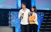 Minh Luân, Jang Mi gặp sự cố trên sân khấu