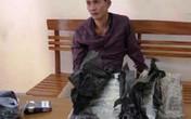 Nghệ An: Bắt 2 đối tượng vận chuyển 30 bánh heroin