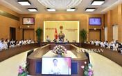 Khai mạc phiên họp thứ 28 của Ủy ban Thường vụ Quốc hội
