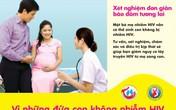 Thanh Hóa: Giảm tình trạng nhiễm HIV từ mẹ sang con