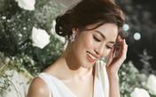 Lan Khuê hé lộ hình ảnh 3 chiếc váy cưới trước hôn lễ 2 ngày