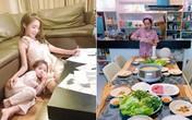 """Khoe clip con gái, Elly Trần vô tình làm lộ """"góc khuất"""" trong nhà được chị em đồng cảm"""