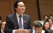 """Vụ """"sinh viên hoạt động mại dâm lần thứ 4"""": Bộ trưởng Bộ GD&ĐT thừa nhận do cán bộ năng lực hạn chế, ý thức trách nhiệm kém"""