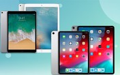 So sánh iPad Pro 2018 với bộ đôi 2017
