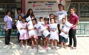 Cùng Lotus mang 1000 chiếc gối ôm Goodnite Hug cho trẻ em mồ côi Việt Nam