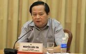 Nguyên Phó Chủ tịch TP HCM Nguyễn Hữu Tín bị khởi tố trong vụ án xảy ra ở Sabeco