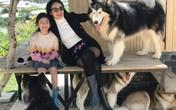 Hoa hậu Ngọc Diễm đưa con gái du lịch Đà Lạt