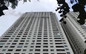 """Hà Nội: Khói đen nghi ngút từ căn hộ tại chung cư """"đại gia điếu cày"""""""