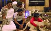 """Thiếu gia Dubai 16 tuổi hé lộ cuộc sống như vua chúa trong dinh thự """"khủng"""" độc nhất vô nhị"""