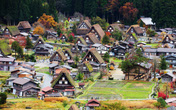 Cuộc sống yên bình của người dân trong 150 ngôi nhà mái dốc thuộc ngôi làng đẹp nhất Nhật Bản