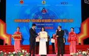 """BIDV xuất sắc nhận giải thưởng """"Doanh nghiệp tiêu biểu vì Người lao động"""""""