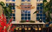 Bằng Lăng tự trang trí biệt thự rực rỡ đón Giáng sinh