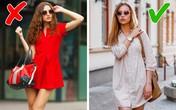 8 sai lầm mà nhiều chị em hay mắc trong lúc phối đồ, khiến bộ trang phục của họ kém sang hơn hẳn