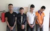 Nghệ An: Bắt nhóm đối tượng dùng chất bẩn ném vào nhà nạn nhân để... đòi nợ