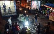"""Khởi tố 3 bị can liên quan đến vụ """"bảo kê"""" tại chợ Long Biên"""