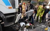 Hải Dương: Va chạm với xe bồn, người đàn ông Trung Quốc nguy kịch