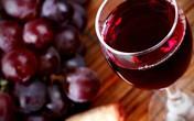 Ngừa sâu răng bằng rượu vang đỏ