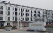 """Dự án của Công ty Đại Hoàng Sơn ở khu vực Nhà khách tỉnh Bắc Giang: """"Làm cũng hơi tắt một chút (?)"""""""
