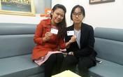 Mẹ bé Hải An cùng người thân đi đăng ký hiến tạng