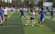 Khai mạc giải bóng đá Thanh niên Bộ Y tế
