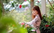 Nữ doanh nhân trồng vườn hoa trái trên sân thượng 200 m2