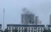 Cháy tại chung cư Parc Spring ở Sài Gòn
