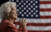 Điều ít biết về người phụ nữ quyền lực có chồng và con trai làm Tổng thống Mỹ