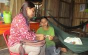 Người cộng tác viên dân số gây ấn tượng ở thôn Suối Cát