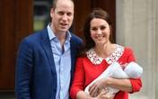 Vừa chào đời hoàng tử Anh đã trở thành tỷ phú và những con số gây choáng váng về khối tài sản của 3 đứa trẻ hoàng gia