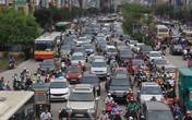 Hà Nội: Tắc kinh hoàng khi người dân đổ về quê nghỉ lễ