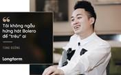 Tùng Dương: 'Sẽ hát Ngắm hoa lệ rơi khi phải chọn giữa sống hoặc chết'