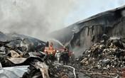 Cảnh sát PCCC Trung Quốc hỗ trợ dập lửa vụ hỏa hoạn ở Quảng Ninh