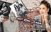 NSƯT Kim Xuân: '61 tuổi vẫn được chồng yêu chiều, đó là may mắn cuộc đời tôi'