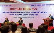 Hà Nội rất cần sự song hành của báo chí, truyền thông