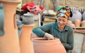 Về làng cổ làm gốm hơn 600 năm tuổi nghề