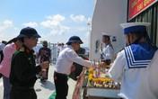 Xúc động lễ tưởng niệm các chiến sĩ bảo vệ Gạc Ma