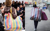 Túi xách 67 triệu đồng của Balenciagea chẳng khác gì túi đựng đồ về quê của các cụ bà