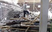 Nam Định: Công trình sập giàn giáo làm 2 người thương vong không thuộc diện cấp giấy phép xây dựng?
