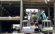 Thông tin mới nhất vụ sập giàn giáo công trình xây dựng siêu thị ở Nam Định làm 2 người thương vong