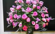Những bình hoa chưa đến 50.000 đồng của bà mẹ Hà thành