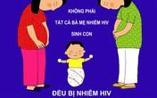 Cách để loại trừ 99% lây nhiễm HIV từ mẹ sang con