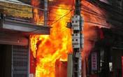 Cặp vợ chồng đã ly thân tử vong trong căn phòng bốc cháy ở Đồng Nai