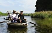 Theo chân phóng viên chiến trường Nick Út khám phá non nước Tràng An