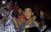 Bốn cậu bé trong đội bóng Thái Lan được giải cứu đầu tiên đã được gặp gia đình