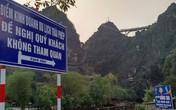 Ninh Bình: Công trình xuyên lõi Tràng An có thực đã được tháo dỡ như UBND huyện Hoa Lư thông báo?