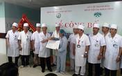 Lần đầu tiên Bệnh viện Đa khoa tỉnh Thanh Hóa ghép thận thành công