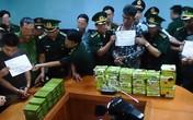 Hà Tĩnh: Bắt 3 đối tượng khi đang vận chuyển 52 bánh heroin, 25 kg ma túy đá