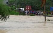 Thanh Hóa: Bão số 3 gây ngập úng ở đồng bằng, nguy cơ lũ quét tại miền núi