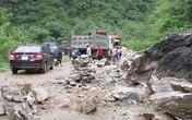 Nghệ An, Hà Tĩnh: Nhiều nơi ngập nước, giao thông bị chia cắt
